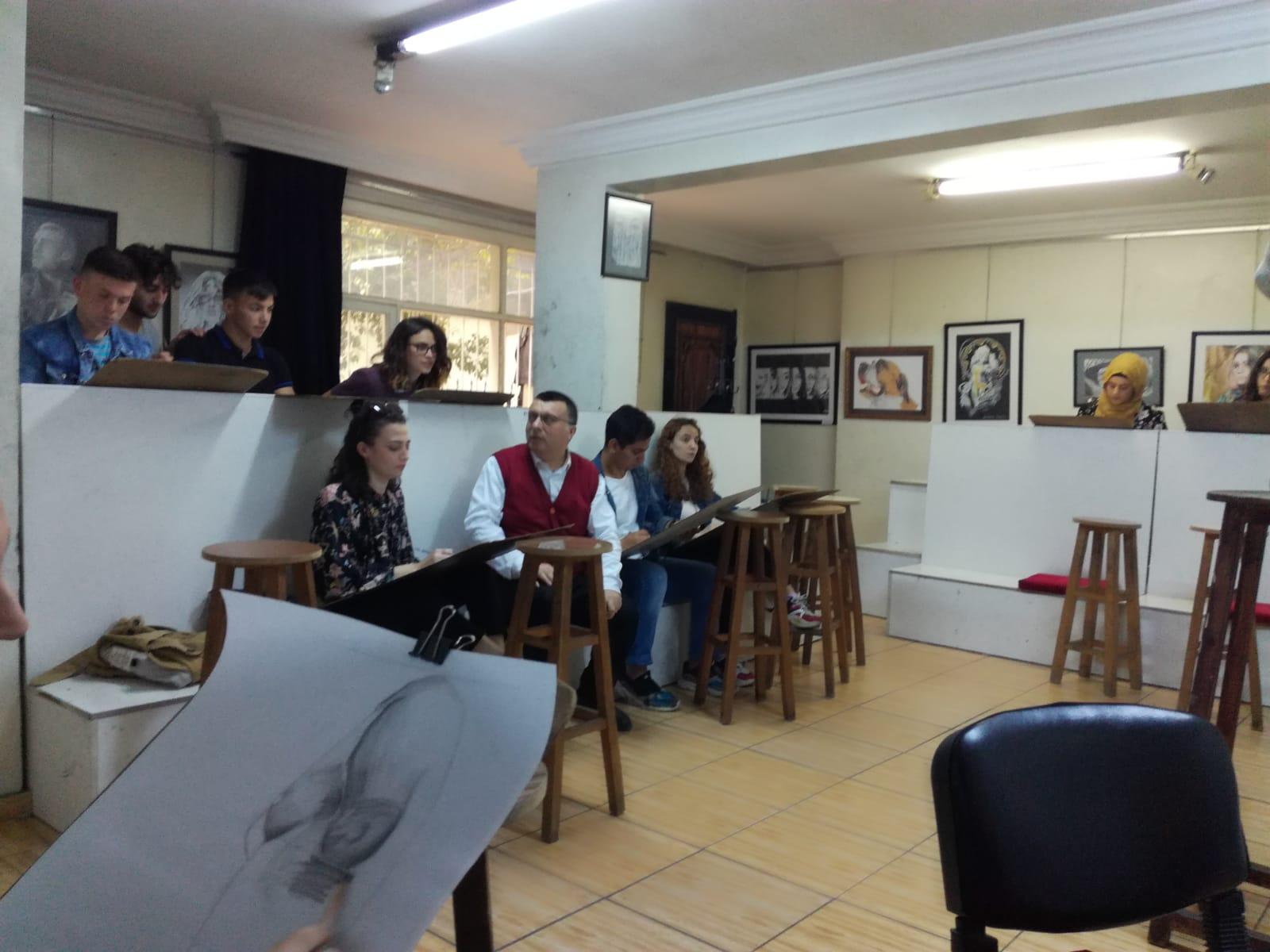 Adanadaki Ücretsiz resim Kursları