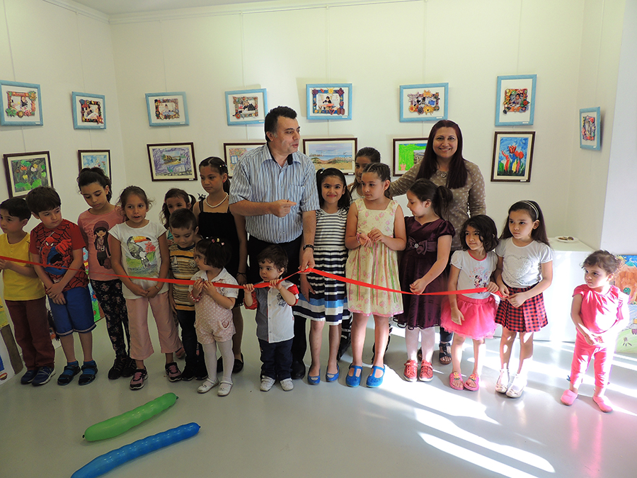 Çocuk Sergileri Adana