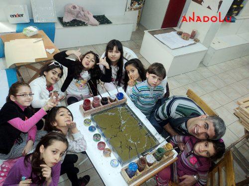 Çocuklar İçin Sanat Eğitimi İzmir