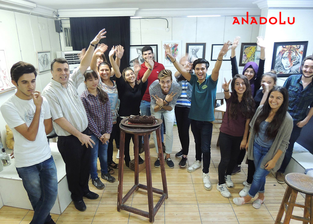 Adanada Güzel Sanatlar Eğitim Atölyesi